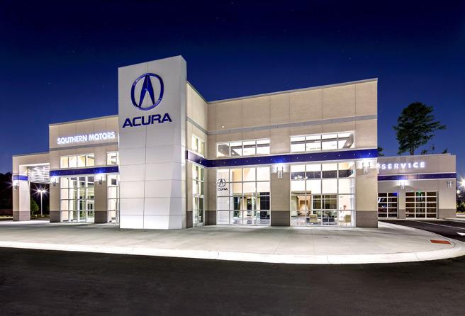Southern Motors Acura