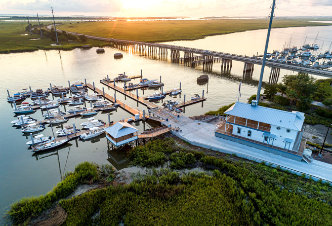 Savannah Boathouse